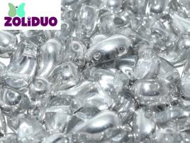 Zoliduo® Left Version 5 x 8 mm Crystal Labrador ca 50 Stück