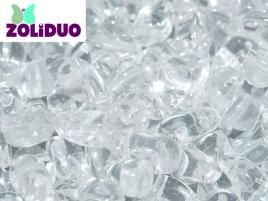 Zoliduo® Left Version 5 x 8 mm Crystal ca 50 Stück