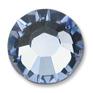 Swarovski Elements Chaton Steine SS19 Light Sapphire foiled