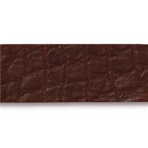 Lederstreifen für Armband 1,25x25cm Cognac Hornback