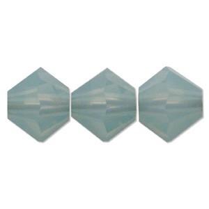 Swarovski Elements Perlen Bicones 3mm Pacific Opal 100 Stück