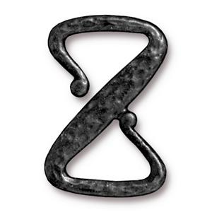 Z-Haken 27,9x19,2mm black