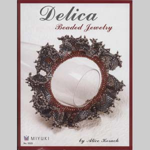 Delica Beaded Jewelry von Alice Korach