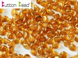 Button Beads 4mm Crystal GT Sandalwood ca 50 Stück