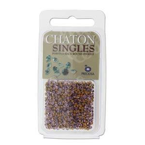 Chaton Steine PP17 Light Amethyst ca 3gr.