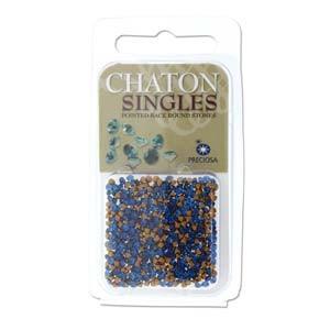 Chaton Steine PP17 Blue Capri ca 3gr.