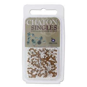 Chaton Steine PP17 Crystal ca 3gr.