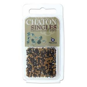 Chaton Steine PP17 Garnet ca 3gr.