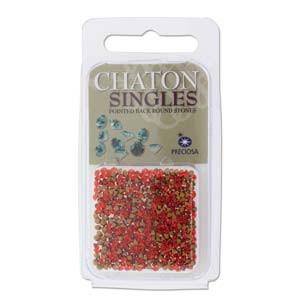 Chaton Steine PP17 Hyacinth ca 3gr.