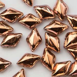 Gemduo 8x5mm Crystal Capri ca 10 Gramm