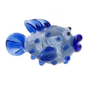 Glasperlen  Unicorne Beads Glasperlen Puffy Fisch Pacific Frost Unicorne ...