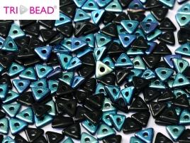 TRI Beads 4mm 23980-28701 Jet AB beschichtet ca 10 gr