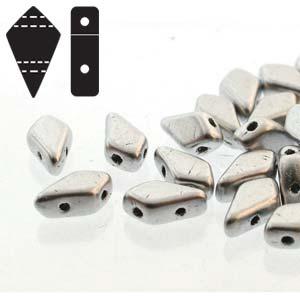 Kite Beads 9x5mm Bronze Aluminium ca 10gr