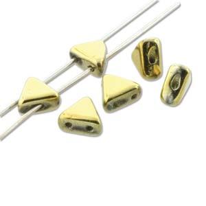 Kheops Pearls 6x6mm 00030-26440 Full Dorado ca 9 gr