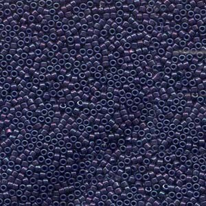 Miyuki Delica Beads 1,6mm DB0135 Midnight Purple 5gr