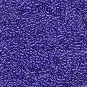 Miyuki Delica Beads 1,6mm DB0361 Metallic matt Saphire 5gr