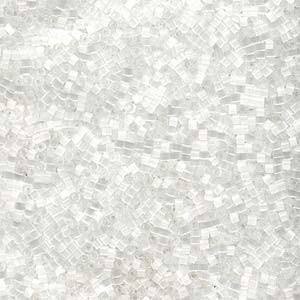 Miyuki Delica Beads 1,6mm DB0635 Silk Satin Crystal 4gr