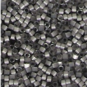 Miyuki Delica Beads 1,6mm DB1817 Light Koala Grey Satin 5gr
