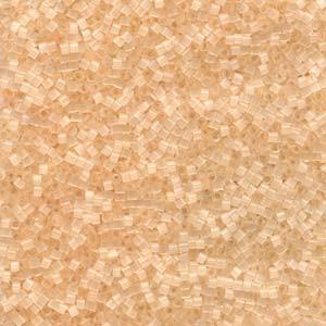 Miyuki Delica Beads 1,6mm DB0821 light Satin Peach 5gr