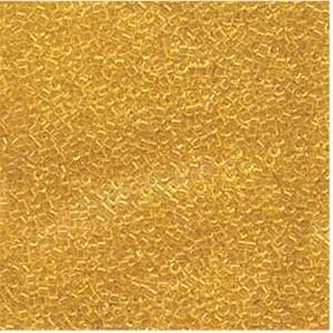 Miyuki Delica Beads 1,6mm DB1101 transparent Marigold 5gr