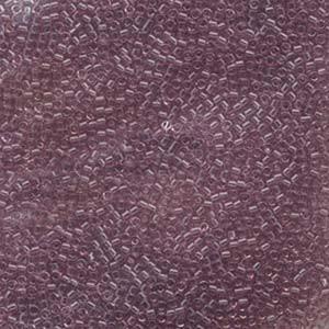 Miyuki Delica Beads 1,6mm DB1104 transparent Mauve 5gr