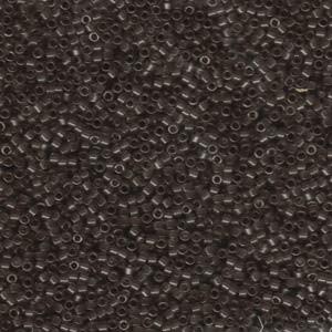 Miyuki Delica Beads 1,6mm DB1417 transparent Taupe ca 5gr