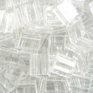 Miyuki Tila Beads 5mm Crystal TL0131 7,2gr