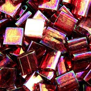 Miyuki Tila Beads 5mm Rose Gold Luster TL0301 7,2gr