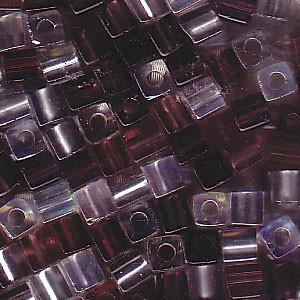 Miyuki Würfel Beads 3mm Mix01 Lilacs ca 25 Gr.