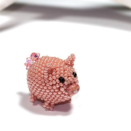 Anleitung Perlen fädeln - Nobby