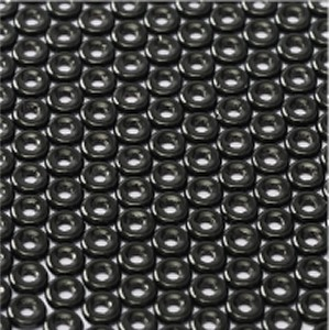 O-Beads 2x4mm 23980 Jet ca 8,1gr