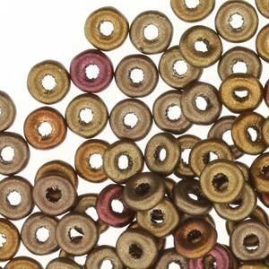 O-Beads 2x4mm 01610 Metallic Mix ca 8,1gr