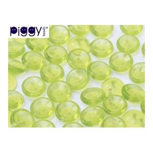 Piggy Beads 4x8mm Peridot 50 Stück