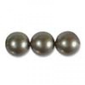 Swarovski Elements Perlen Crystal Pearls 10mm Platinum Pearls 50 Stück