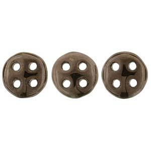 Quadralentil 6mm dark Bronze ca 10 Gramm