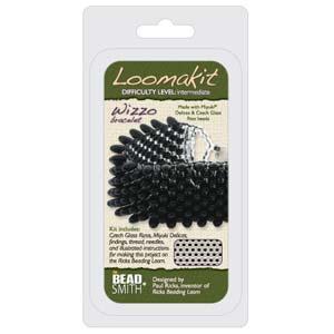 Kit für den Perlenwebrahmen Wizzo Bracelet