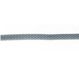 Rundkette oxyd 3,2mm stark 10cm Stück
