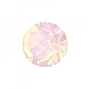 Swarovski Elements Chaton Steine SS39 Rose Water Opal foiled