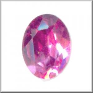 Swarovski Elements Steine Oval 18x13mm Rose F 1 Stück