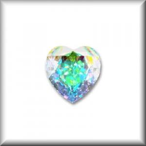 Swarovski Elements Stein Herz 27mm Crystal AB F