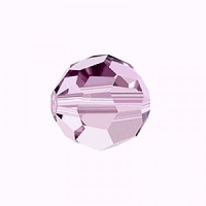 Swarovski Elements Perlen Kugeln 10mm Light Amethyst