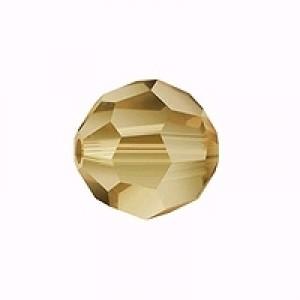 4mm  topaz AB 50 Bicone Glasschliffperlen ca