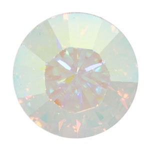 Swarovski Elements Chaton Steine PP9 Crystal AB foiled 100 Stück