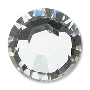 Swarovski Elements Chaton Steine SS19 Crystal foiled