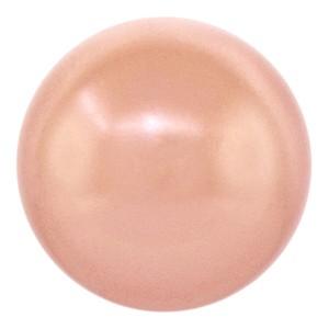 Swarovski Elements Perlen Crystal Pearls 4mm Rose Gold Pearls 100 Stück