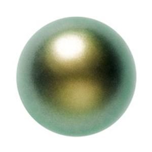 Swarovski Elements Perlen Crystal Pearls 4mm Iridescent Green Pearls 100 Stück
