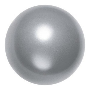 Swarovski Elements Perlen Crystal Pearls 8mm Grey Pearls 50 Stück