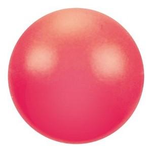 Swarovski Elements Perlen Crystal Pearls 6mm Neon Red Pearls 100 Stück