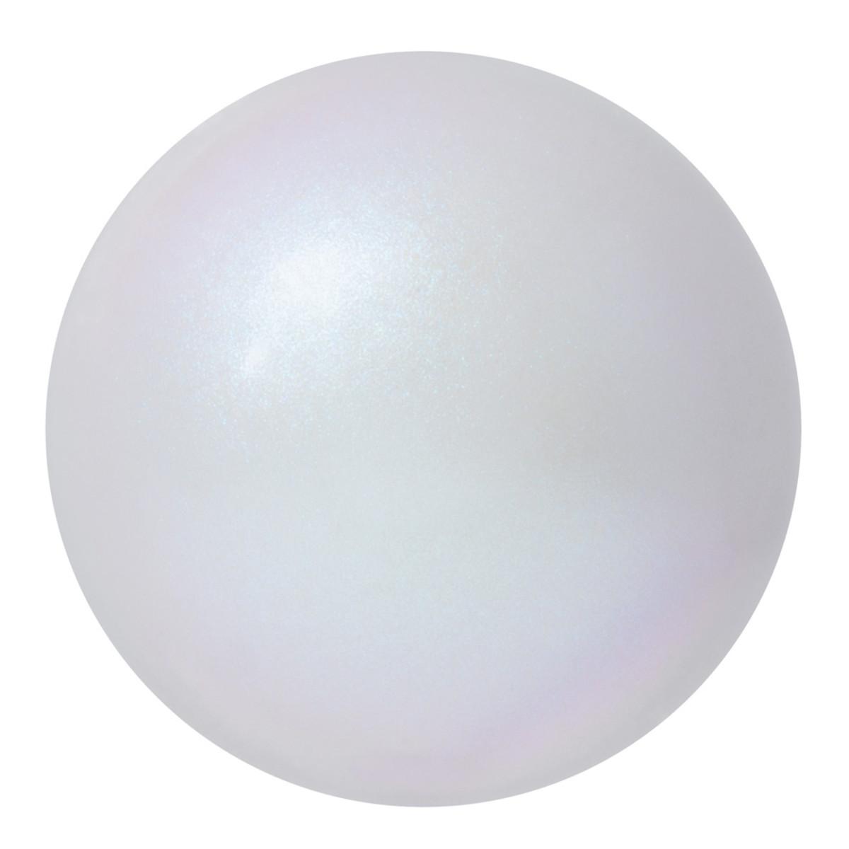 Swarovski Elements Perlen Crystal Pearls 8mm Iridescent Dove Pearls 50 Stück