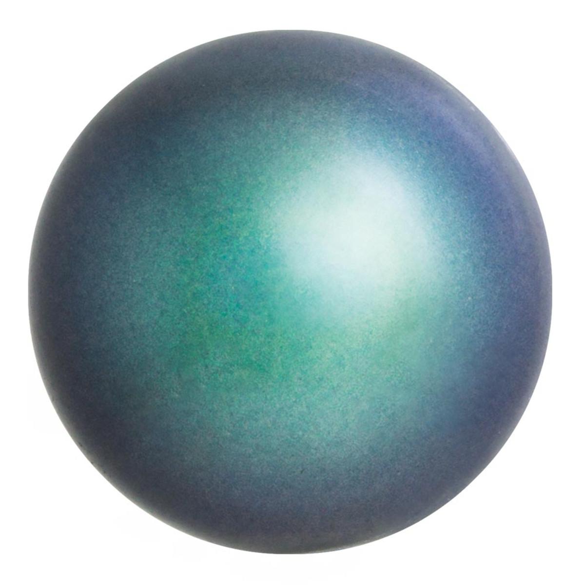 Swarovski Elements Perlen Crystal Pearls 8mm Iridescent Tahitien Look Pearls 50 Stück